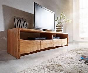 Tv Lowboard Ikea : lowboard live edge 190x45 akazie natur 4sch be 2 f cher ~ A.2002-acura-tl-radio.info Haus und Dekorationen