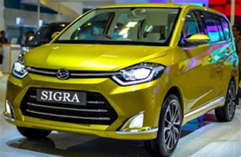 Mobil Sigra Modifikasi by Harga Daihatsu Sigra Mobil Mpv Daihatsu 2017 Oto Site