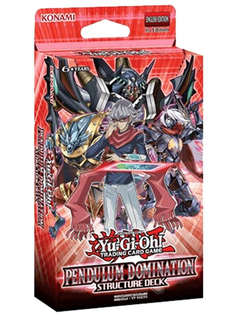 synchro structure deck tcg konami details their january yu gi oh trading card