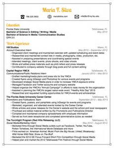 On Line Resume by F Silva Resume