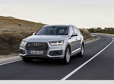 2016 Audi Q7 etron quattro Launched in Germany 0 to 100