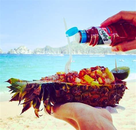 loca cuisine pineapple piña loca summer food summer fruit
