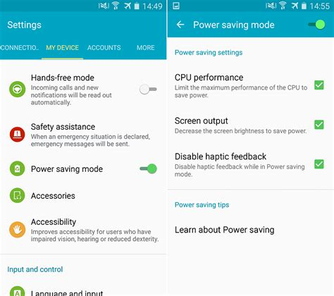 galaxy s4 battery saving tips 6 ways to increase your battery androidpit