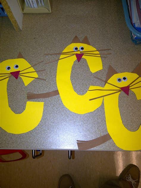kindersmarten letter crafts