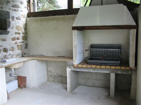comment construire une cuisine exterieure comment construire une cuisine exterieure maison design bahbe