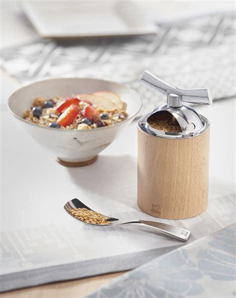 moulin graines de cuisine isen moulin à graines de naturel bois 13 cm