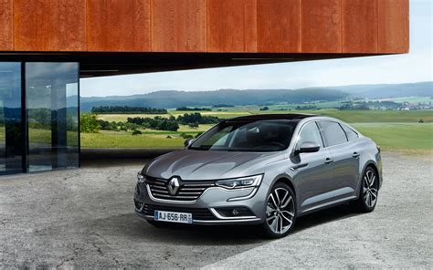 2015 Renault Talisman Wallpaper