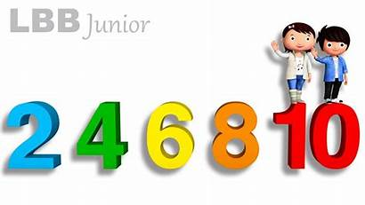 Counting Song Lbb Junior Songs
