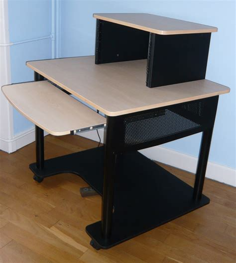 Studio Rta Desk Black by Creation Station Desk Hostgarcia