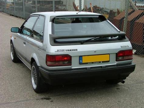 Turbootje 1987 Mazda 323 Specs, Photos, Modification Info