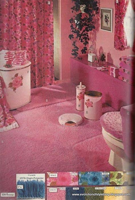 98 best 1970 s bathroom images on vintage