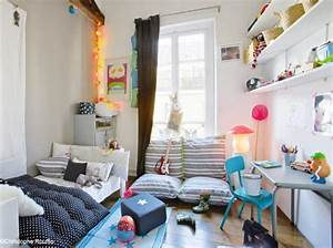 deco petite chambre garcon visuel 3 With petite chambre ado garcon