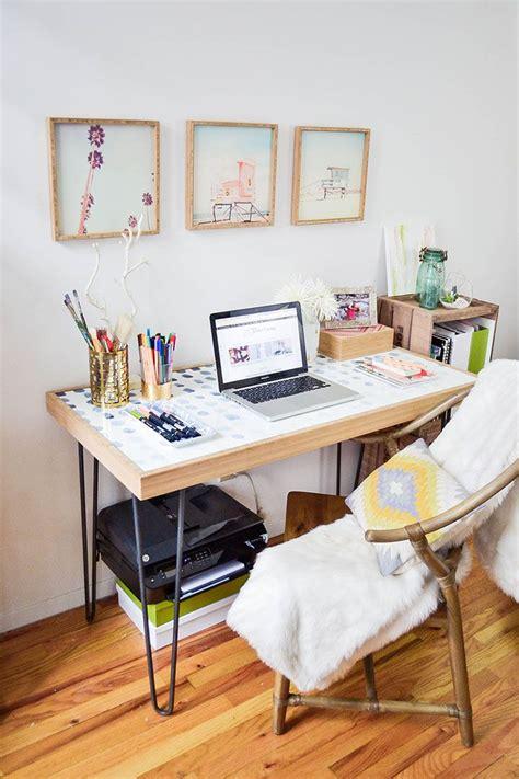 home office, office space, desk, stylish desk, DENY