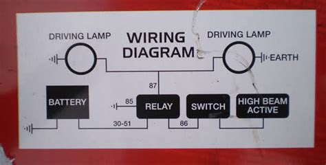 guide wiring spotlights to switch