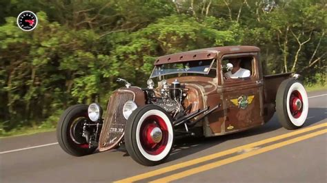 ford  rat rod fullpower  youtube