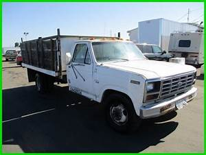 1985 Ford E350 Used Manual Pickup Truck No Reserve For
