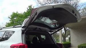 Aftermarket Power Liftgate Installation