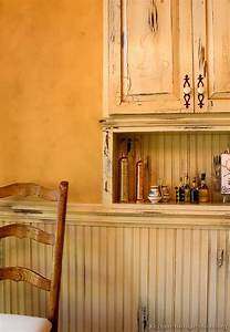 65 best french country kitchens images on pinterest With kitchen colors with white cabinets with panelled wall art
