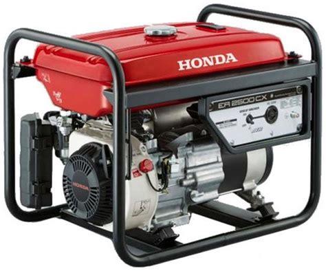 Harga Genset Merk Honda harga honda er2500cx genset 2 0 kva portable 2200 watt