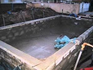 construction piscinewmv youtube With construire sa piscine en parpaing