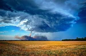 July 13th  2015 Ef3 Tornado Near Nickerson  Kansas