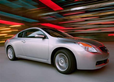 2008 Nissan Altima Coupe Specifications, Pictures, Prices