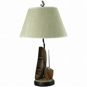 Cal lightingr rowing boat table lamp 139995 lighting at for Miss k table lamp closeout special