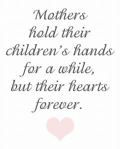 35 Adorable Quo... Small Mother Quotes
