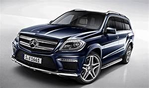 Mercedes Familiale : mercedes benz gl class 4x4 7 places voiture 4x4 7 places un guide complet pour choisir ~ Gottalentnigeria.com Avis de Voitures