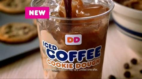 Dunkin' Donuts Cookie Dough Iced Coffee Tv Spot Folgers Coffee Gluten Free Liquid Enhancer Ingredients French Press Maker Metal Heirloom Trunk Table Manufacturer At Sam's Amount
