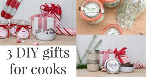 gifts cooks diy nestle
