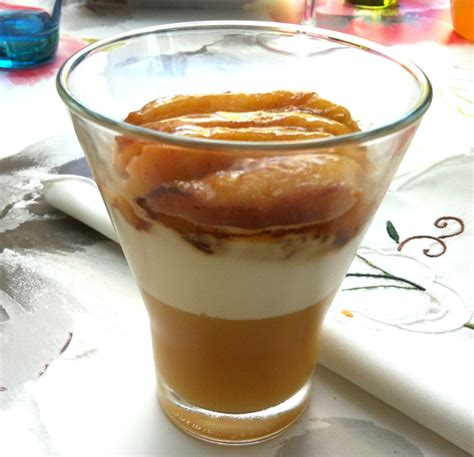 recette dessert verrine