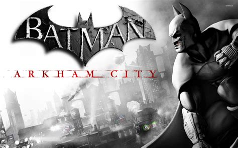 Wallpaper Batman Arkham City