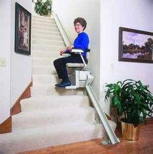 live at home with stairlifts from bruno and harmar chair