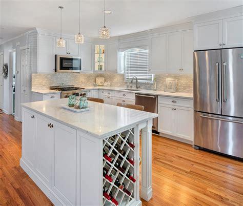 Custom Shore Kitchen Bradley Beach New Jersey By Design