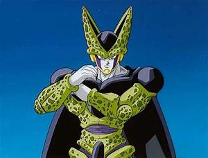 Cell (Character... Dragon Ball Cell Quotes