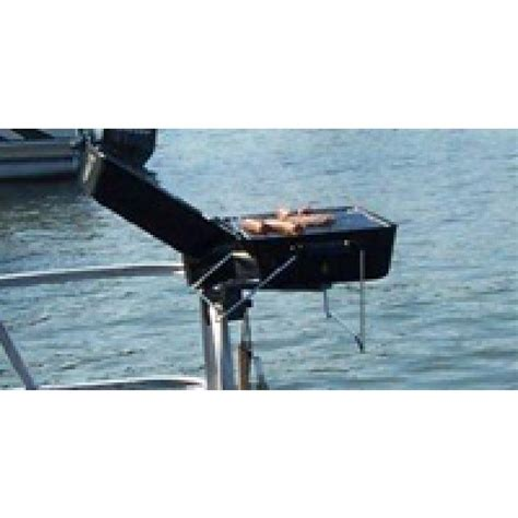 Boat Rail Grill by Portable Marine Gas Bbq Grill