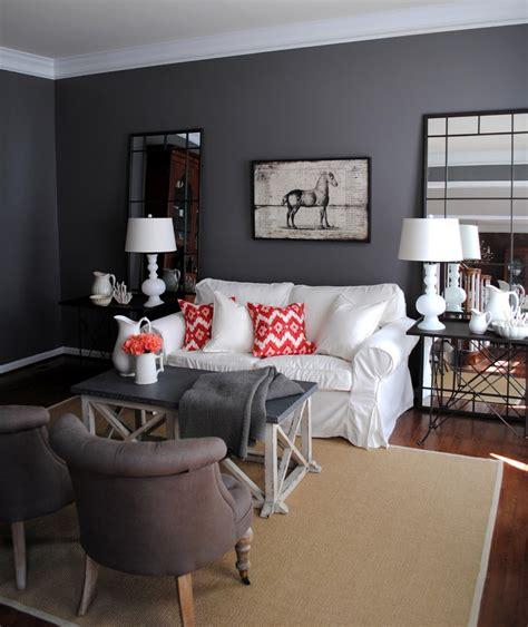 Home Decorating Ideas Grey Walls Decoration Room Gray