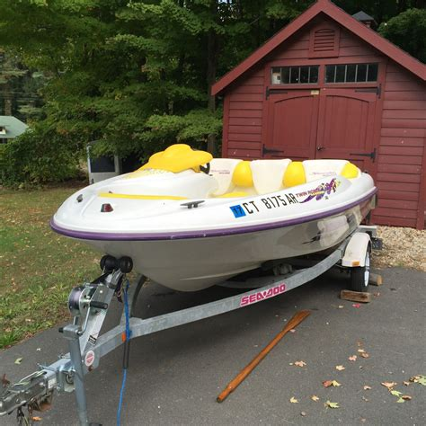 Sea Doo Boats For Sale Ct by Sea Doo Speedster 1996 For Sale For 3 500 Boats From