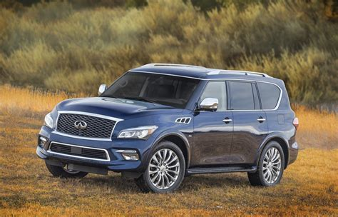 Infiniti Qx80 Picture by 2015 Infiniti Qx80 Receives Revised Styling And Packaging