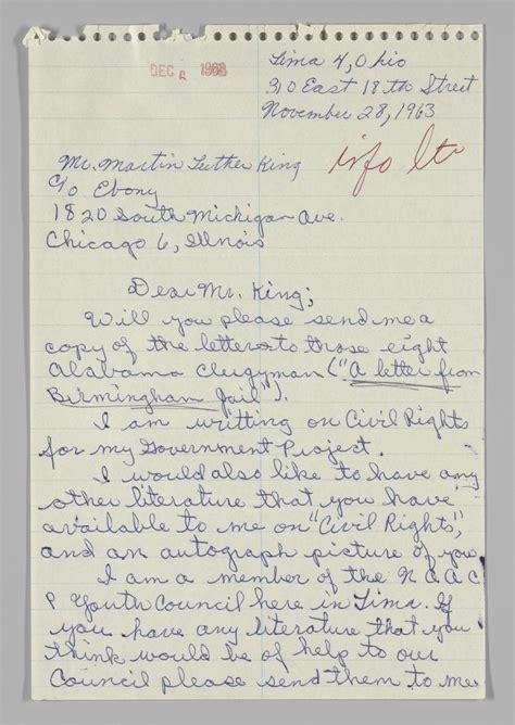 Letters From Birmingham Jail Levelings