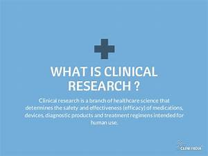 clinical research jobs and career prospects With clinical research jobs