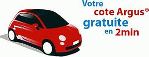 Estimation Voiture Argus Gratuit : cote voiture occasion gratuite voiture d 39 occasion ~ Medecine-chirurgie-esthetiques.com Avis de Voitures