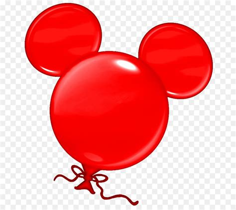 Mickey Mouse Minnie Mouse Balloon Clip art - Balloon ...