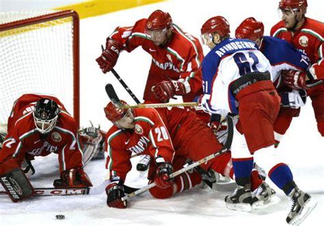 Чемпионат мира по хоккею 2021. Во сколько хоккей сегодня Россия — Белоруссия
