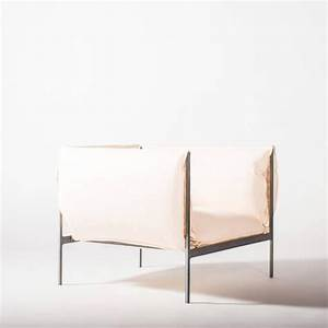 Armchair in Vegetable Tanned Leather and Oiled Laser Cut ...