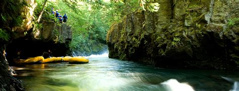 White Salmon River White Water Rafting | WetPlanet Whitewater