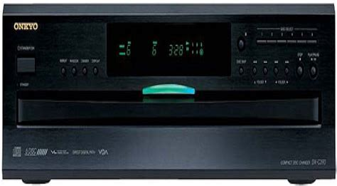 Onkyo 6 Disc CD Player Changer   DXC390B   Abt