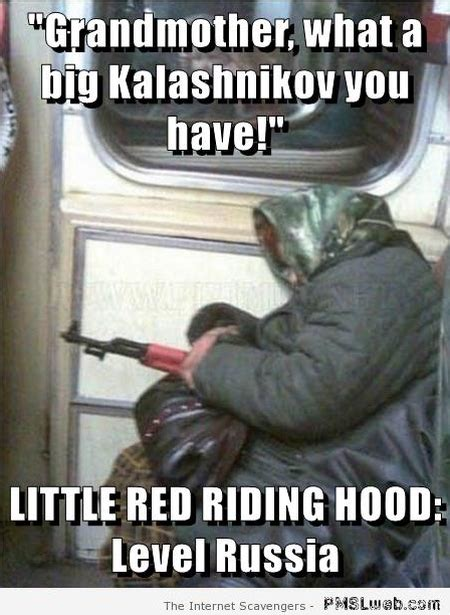 Funny Russian Memes - 24 little red riding hood level russia meme pmslweb