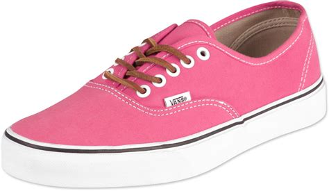vans authentic schuhe pink